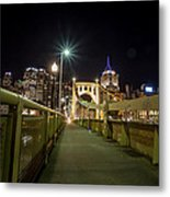 The Roberto Clemente Bridge Metal Print