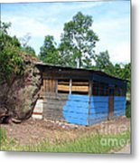 The Rock House Metal Print