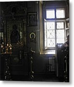 The Room - Moscow - Russia Metal Print
