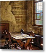The Room On The Side Metal Print