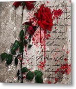 The Rose Of Sharon Metal Print