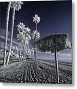 The Rover On Holiday Metal Print by Sean Foster