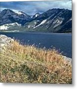 The Rugged Yukon Metal Print