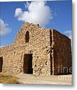 The Ruin Of Takht I Soleiman In Iran Metal Print