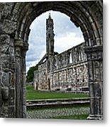 The Ruins Of St Andrews Cathedral Metal Print