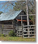The Rural Life IIi Metal Print