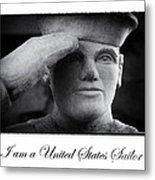 The Sailors Creed Metal Print