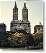 The San Remo Metal Print