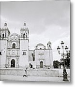 The Santo Domingo Metal Print