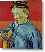 The Schoolboy Metal Print