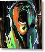 The Scream - Pink Floyd Metal Print