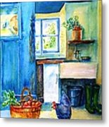 The Scullery  Metal Print