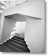 The Sculpture Gallery Of Architecture Philip Metal Print
