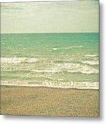 The Sea The Sea Metal Print