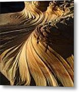 The Second Wave Arizona 4 Metal Print