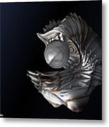 The Secret Pearl Metal Print