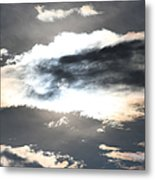 The Secret Sky Metal Print