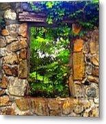 The Secret Window 1 Metal Print