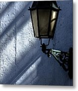 The Shadow Of The Illuminated Metal Print