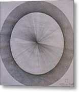 The Shape Of Pi Metal Print