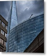 The Shard Metal Print
