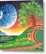 The Shires Moons  Metal Print