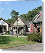 The Shoppes Metal Print