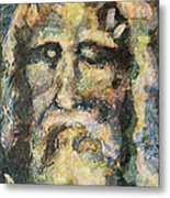 The Shroud Metal Print