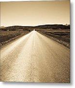The Side Road 2 Metal Print