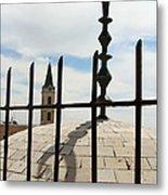 The Siege In Jerusalem Metal Print