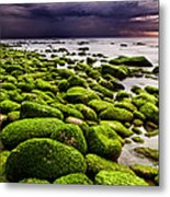 The Silence After The Storm Metal Print