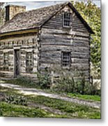 The Simple Life Metal Print by Heather Applegate