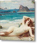 The Sirens Metal Print
