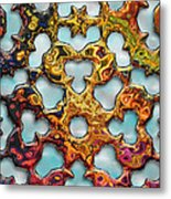 The Sky From Here Metal Print by Wendy J St Christopher