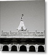 The Small Temple Metal Print