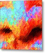 The Smell Of Color Metal Print