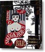 The Smugkroen Bar Metal Print