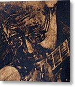 The Soloist Metal Print