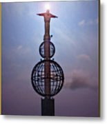 The Son Rising Metal Print by Chris Anderson
