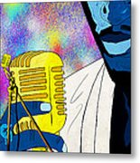 The Soul Singer Metal Print by Kenal Louis