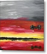 The Sound Of Freedom Metal Print