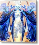 The Sounds Of Angels Metal Print