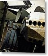 The Space Shuttle Endeavour At Its Final Destination 26 Metal Print