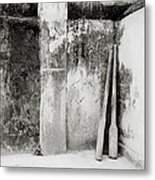 The Spice Business Metal Print