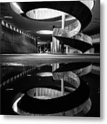 The Spiral Of Time! Metal Print
