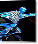 The Spirit Of Speed Metal Print
