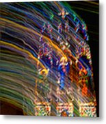 The Spirit Of The Saints Metal Print