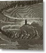 The Spirits In Jupiter Metal Print
