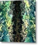 The Split By Rafi Talby Metal Print