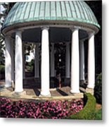 The Spring House Metal Print